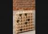 Ξύλινη κάβα δομήσιμη βαρέως τύπου  Wooden wine cellar modular